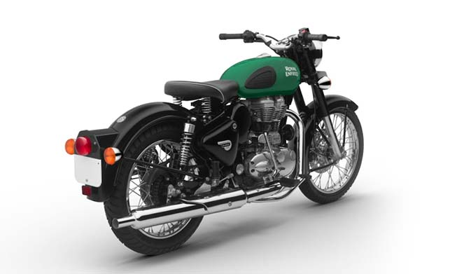 Royal Enfield Classic 350 Redditch variants launched