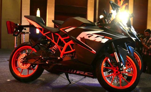 2019 KTM RC 200 ABS launch India