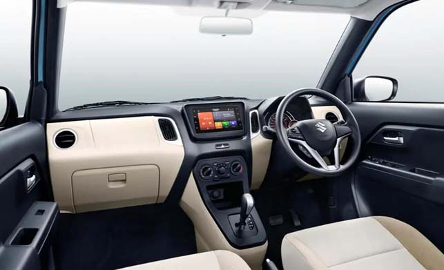 Maruti Suzuki Wagon R 2019 Dashboard