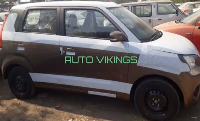 2019 Maruti Suzuki Wagon R images