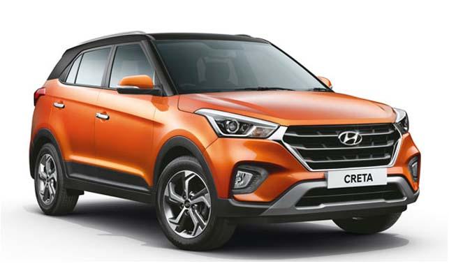 2019 Hyundai Creta SX(O) Executive