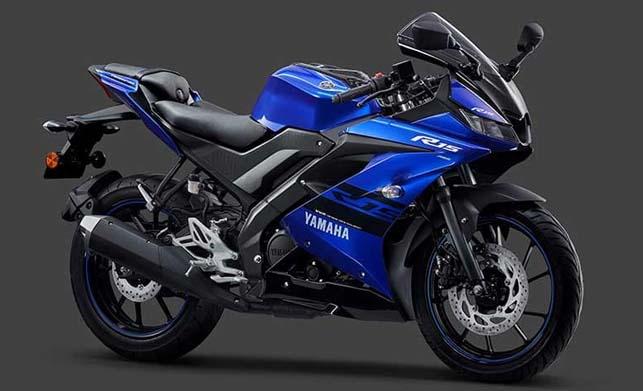 2019 Yamaha YZF R15 v3 ABS price India