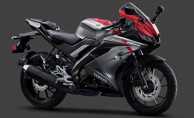 2019 Yamaha YZF R15 v3 ABS colours