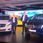 2019 Mercedes-Benz V-Class Launched in India