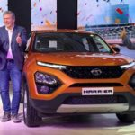 2019 Tata Harrier Launch