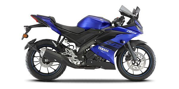Yamaha YZF R15 V3 On Road Price in Chennai