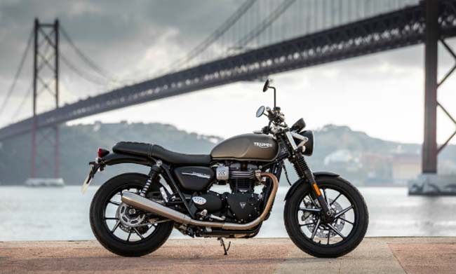 2019 Triumph Street Twin Launched in India