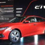 2019 Honda Civic engine details