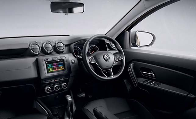 Renault Duster AMT Interior
