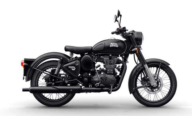 Royal Enfield January 2019 sales
