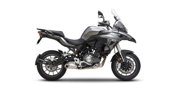 Benelli TRK 502 Bike On Road Price in India