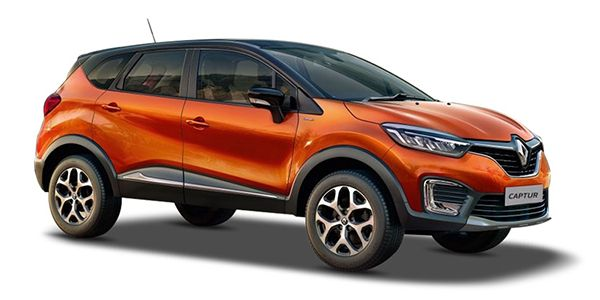 Renault Captur Car On Road Price in Chennai