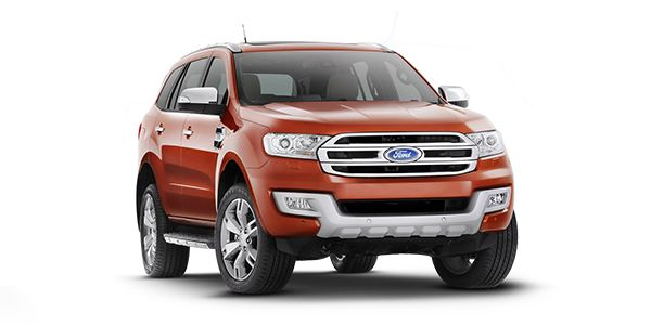 2019 Ford Endeavour Car On Road Price in Chennai