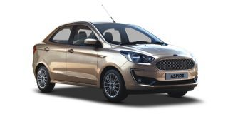 Ford Aspire Ambiente CNG Car On Road Price in Chennai