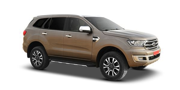 Ford Endeavour Car On Road Price in Chennai