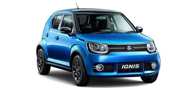 Maruti Suzuki Ignis Car On Road Price in Chennai