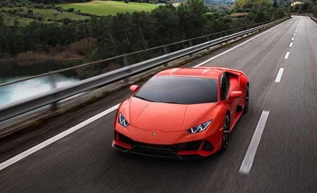 Lamborghini Huracan Evo launched in India