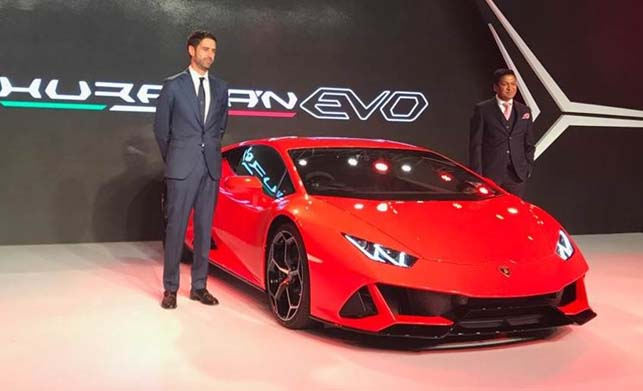 Lamborghini Huracan Evo On Road Price In Tamil Nadu Auto News360