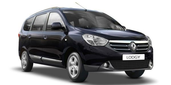Renault Lodgy Car On Road Price in Chennai