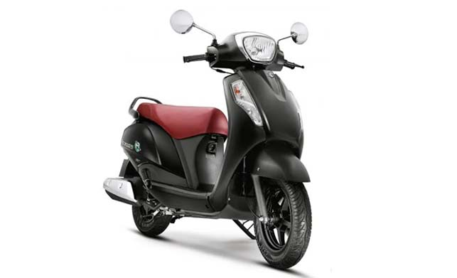 Suzuki Access 125 CBS Launched in India