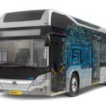2019 Tata Electric Bus