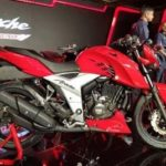TVS Apache RTR 160 4V FI ABS Launched
