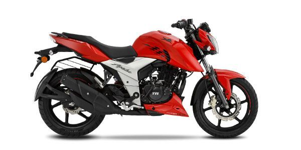 TVS Apache RTR 160 4V Fi ABS Bike On Road Price in Chennai