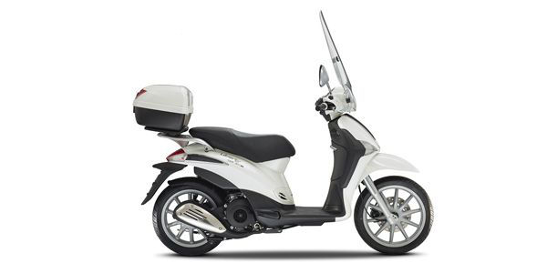 Vespa Liberty 3V Bike On Road Price in Chennai