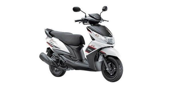 2019 Yamaha Ray Z On Road Price in Chennai