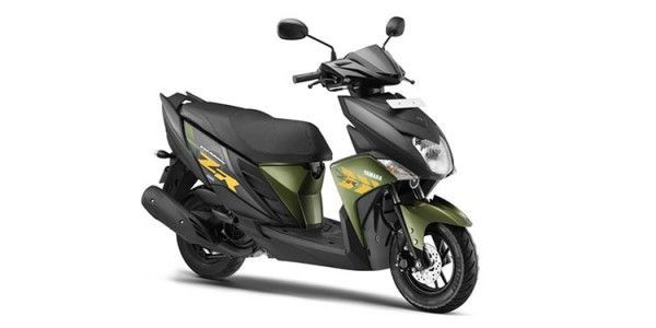 Yamaha Ray ZR Bike On Road Price in Chennai