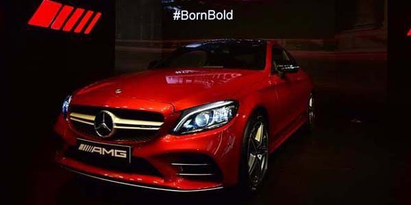 2019 Mercedes Benz AMG C43 Coupe Car On Road Price in Chennai