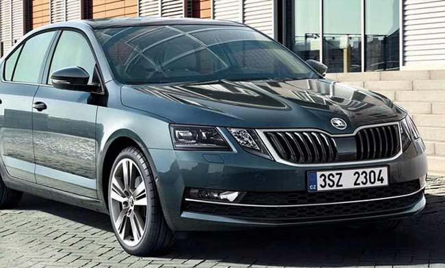 Skoda Octavia Corporate Edition
