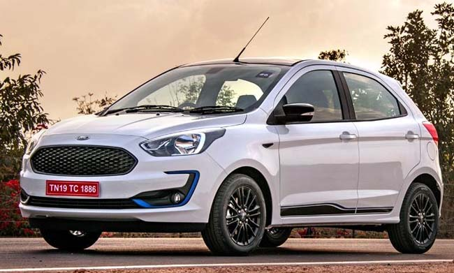 2019 Ford Figo facelift launched in India