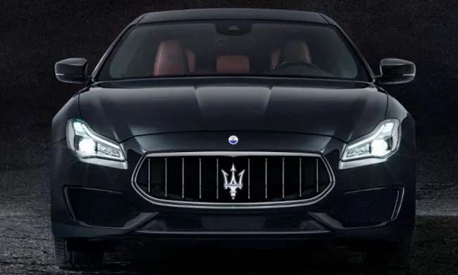 2019 Maserati Quattroporte Launched In India