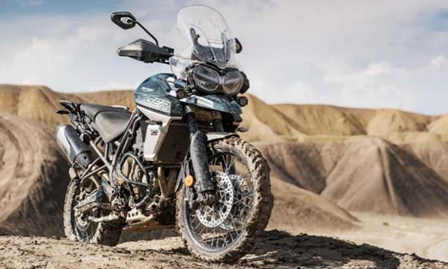 Tiger 800 XCA launched