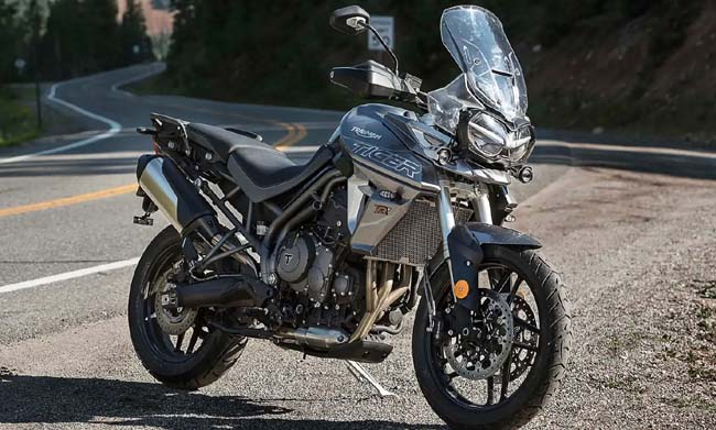 Triumph Tiger 800 XCA Launched