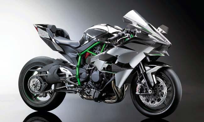 Kawasaki Ninja H2r On Road Price In India Auto News360