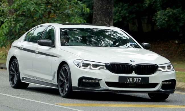 2019 BMW 530i M Sport India launch