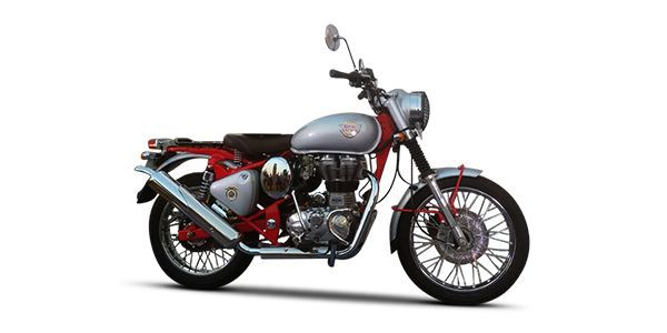 Royal Enfield Bullet Trials 350 Bike On Road Price in Chennai