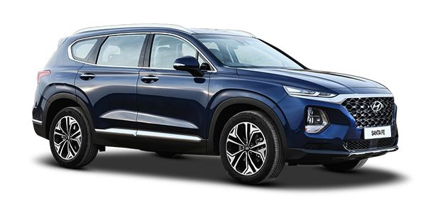 Hyundai Santa Fe 2019 On Road Price in Chennai