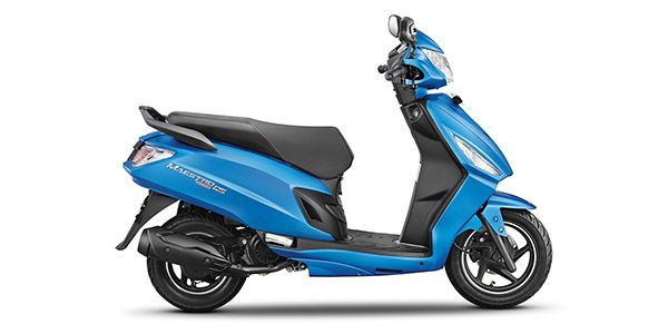 Hero Maestro Edge 125 Bike On Road Price in Chennai