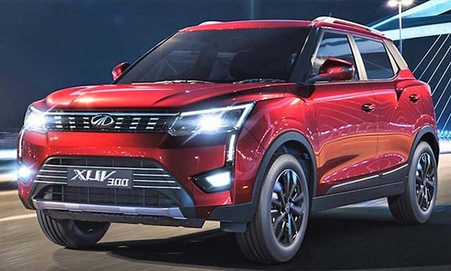 Mahindra XUV300 Bookings