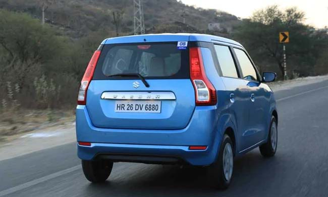 Maruti Suzuki WagonR S-CNG price