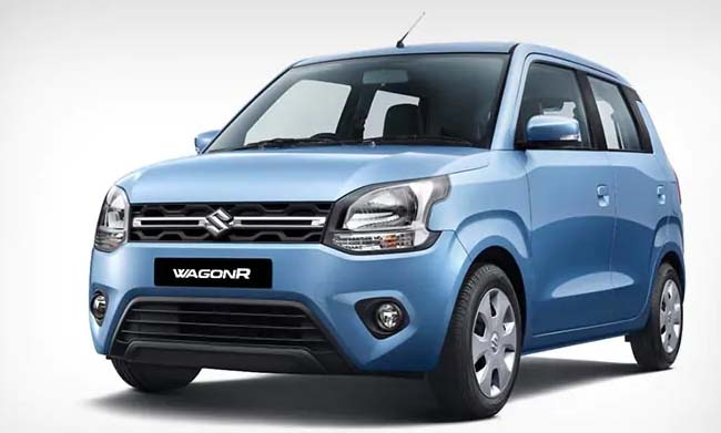 Maruti Suzuki WagonR S-CNG launched