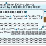New Driving License Rules