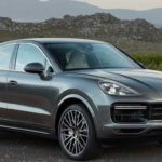 Porsche Cayenne Coupe unveiled