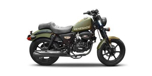 UM Motorcycles Renegade Duty S Bike On Road Price in Chennai