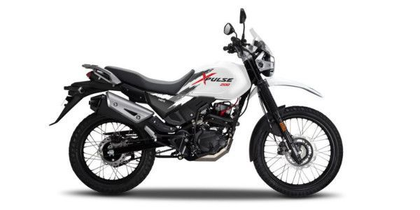 Hero XPulse 200 Bike On Road Price in Chennai