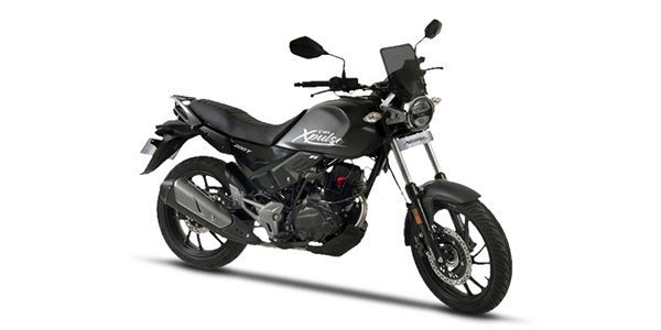 Hero XPulse 200T Bike On Road Price in Chennai
