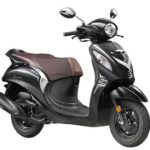 Yamaha Fascino Darknight Edition in India